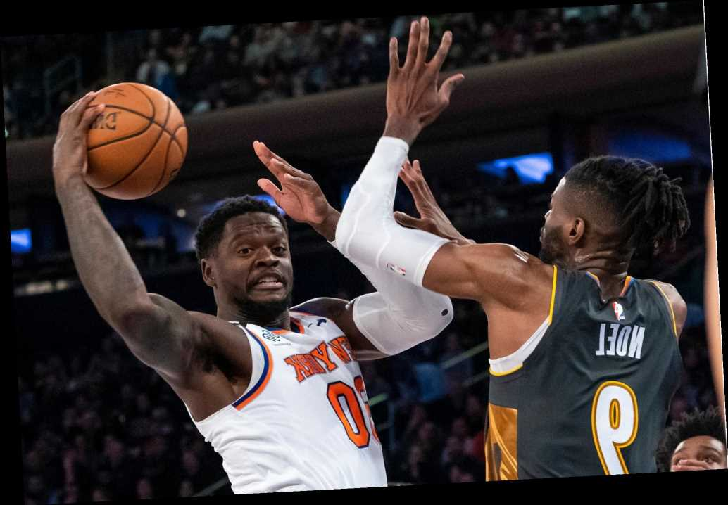 Knicks hammered by Thunder in latest MSG beatdown