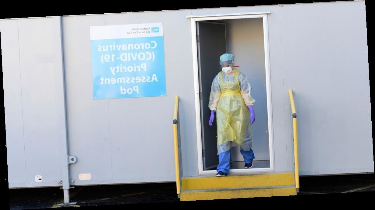 Hunt for coronavirus spreader as first patient dies 'contracting disease in UK'
