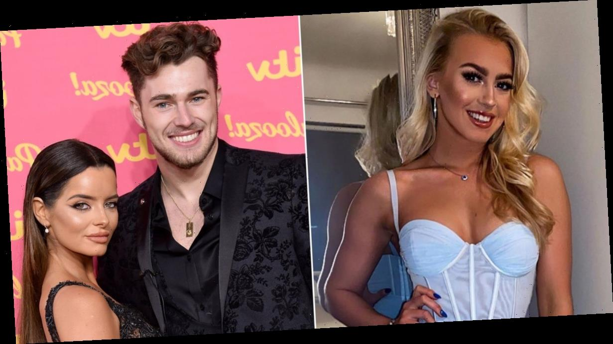 Dancer Amber Pierson speaks out on claims Curtis Pritchard 'cheated' on Maura Higgins with her