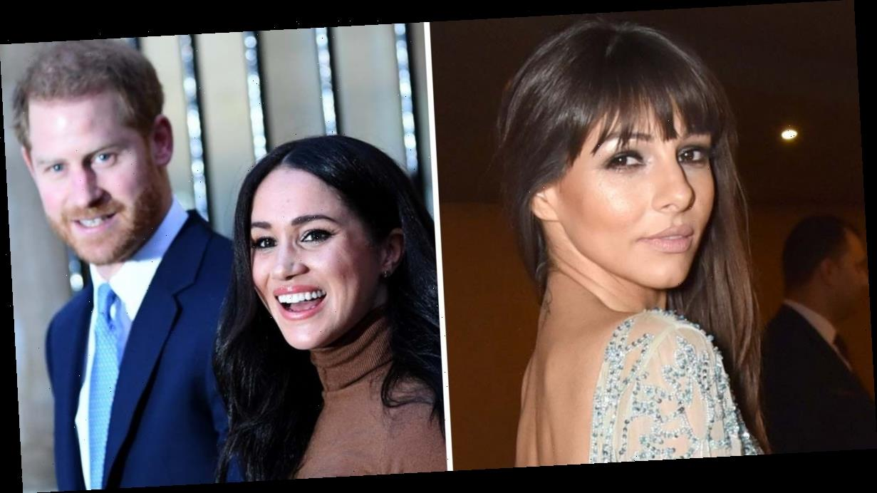 Roxanne Pallett was 'ridiculed and vilified' and understands why Meghan Markle quit UK