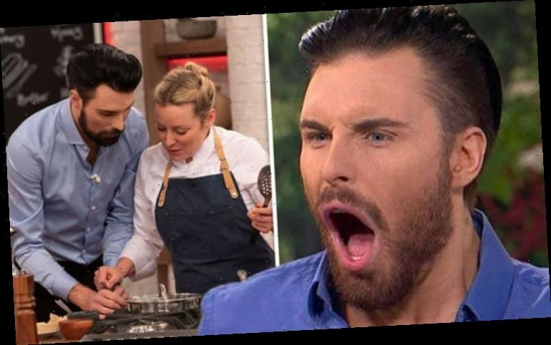 Ready Steady Cook host Rylan Clark-Neal exposes set disaster: 'Feared it wasn't cooked'