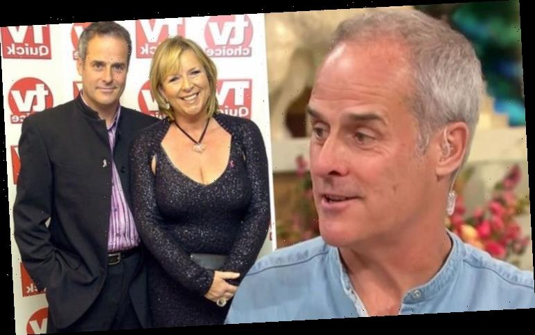Phil Vickery takes liking to dating show after Fern Britton split 'All smoke and mirrors'