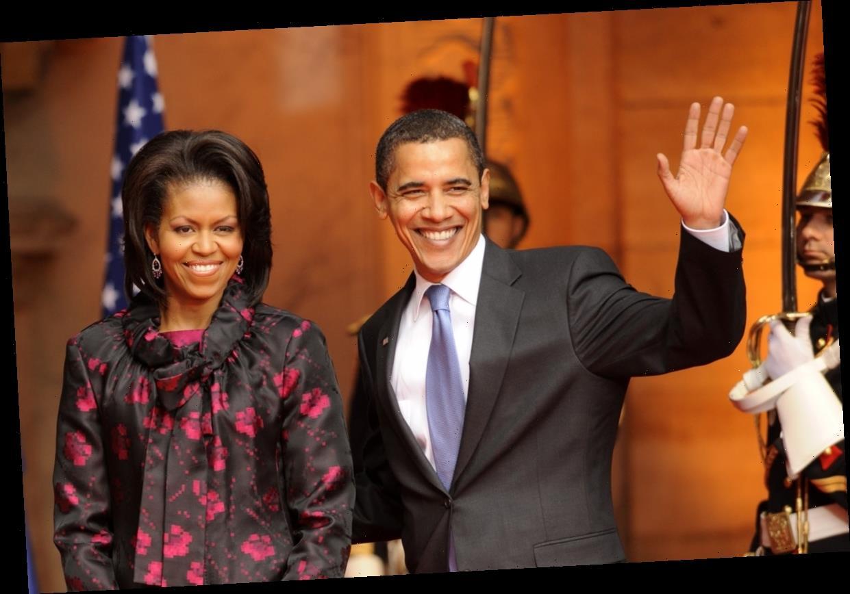Barack & Michelle Obama's Relationship Timeline Is Epic