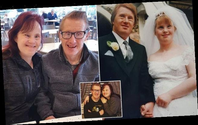 Couple with Down's Syndrome to celebrate 25th wedding anniversary