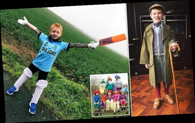 Roald Dahl and Harry Potter provide World Book Day inspiration
