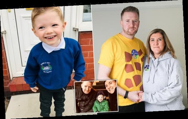 'Happy and healthy' boy, 3, died in his sleep with no explanation