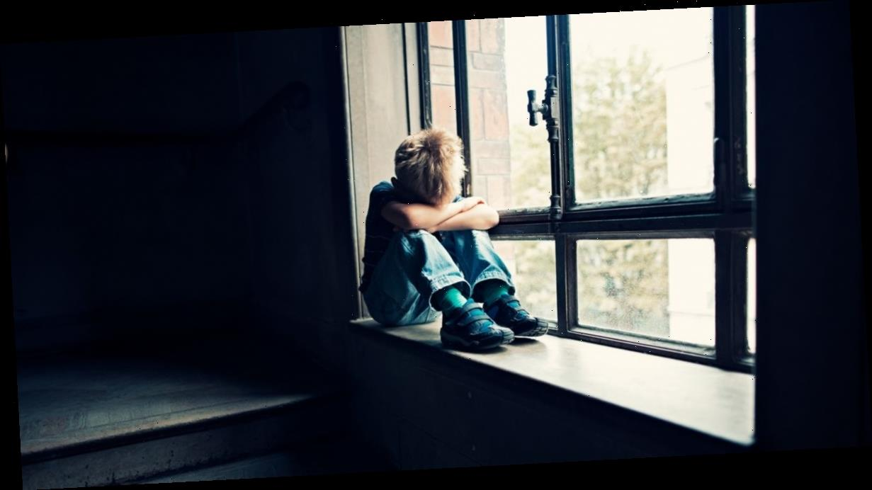 Heartbreaking reality of poverty stricken children going to school
