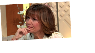 Lorraine left red-faced as she gets guest's name wrong in awkward interview