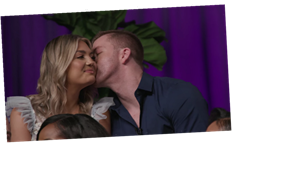 Giannina & Damian's 'Love Is Blind' Reunion Body Language Is Hopeful