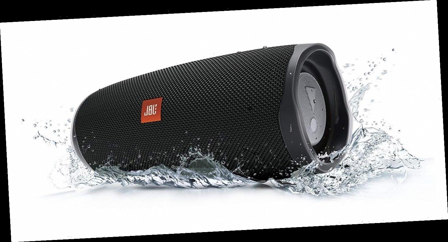 JBL's Charge 4 Bluetooth Speakers are on Sale for the Best Price We've Ever Seen