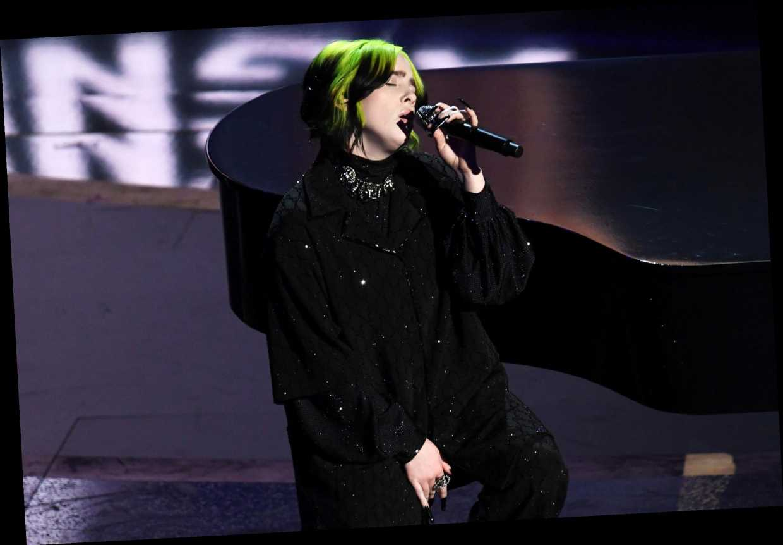 Billie Eilish Addresses Body Shaming in Concert Interlude