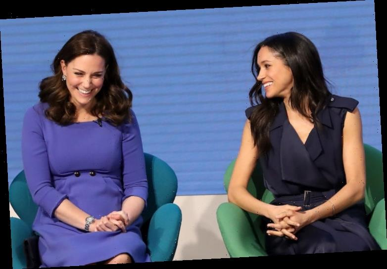 Kate Middleton 'Doesn't Like' Negative Stories About Her and Meghan Markle And Is Hoping to Stop Them, Royal Source Claims