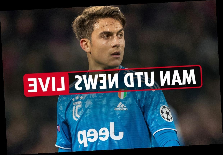 12pm Man Utd news LIVE: Dybala move failed, De Gea Real Madrid transfer back on, Chelsea eye Henderson – The Sun