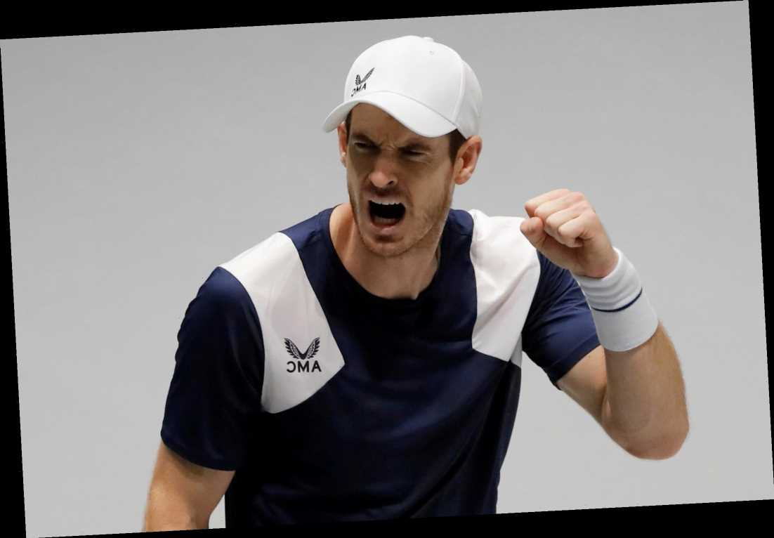 Andy Murray expects to play Miami Open THIS month and end four-month injury hiatus – The Sun