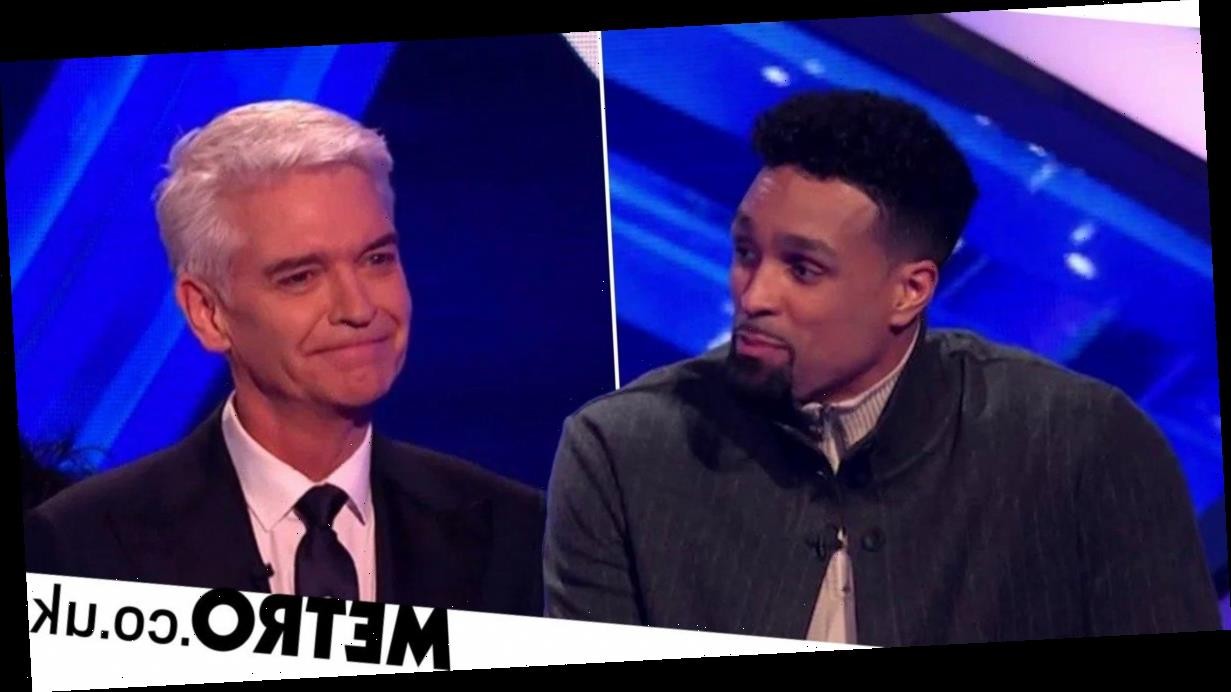 Phillip Schofield was 'shaking backstage' at Dancing On Ice after coming out