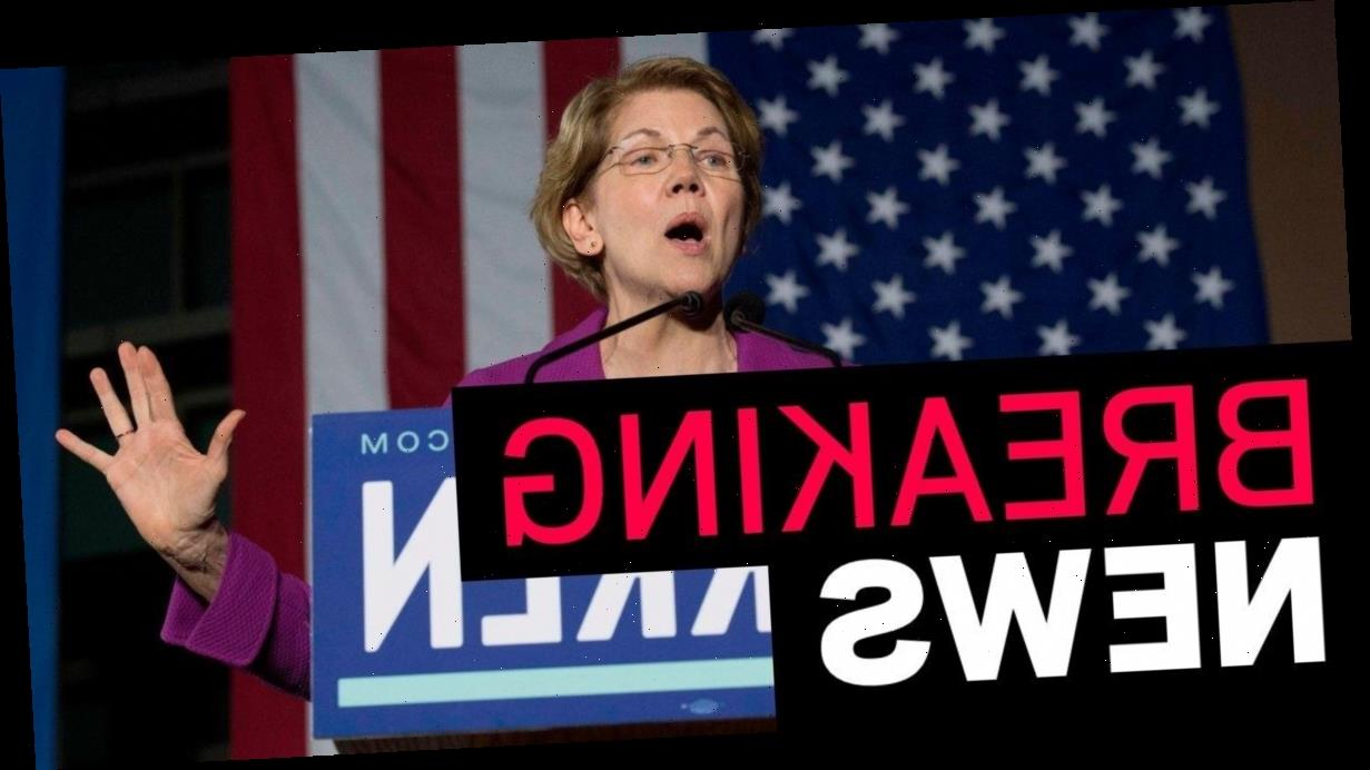 Elizabeth Warren drops out of presidential race after disastrous Super Tuesday