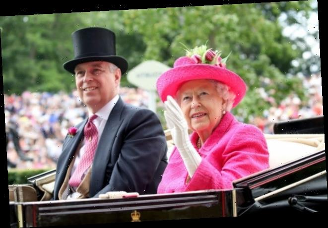 Queen Elizabeth Requests Prince Harry and Meghan Markle Attend Commonwealth Day, But Not Prince Andrew