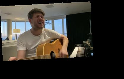Watch Niall Horan Perform 'Dear Patience' on 'Fallon'