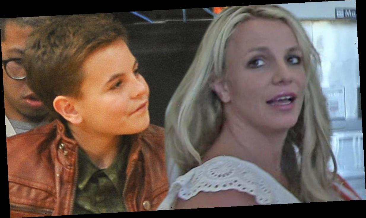 Britney Spears' Son Jayden Federline Says Mom May Never Sing Again