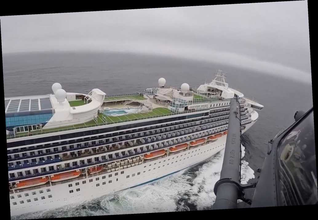 Grand Princess cruise passenger describes hellish coronavirus quarantine