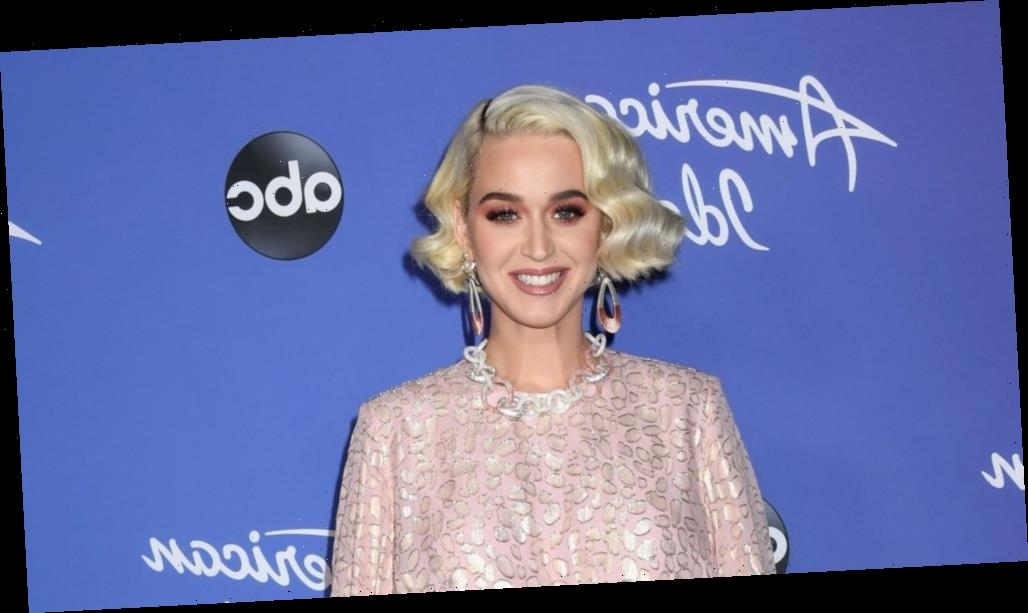 Every incredible look Katy Perry wore in her pregnancy announcement video