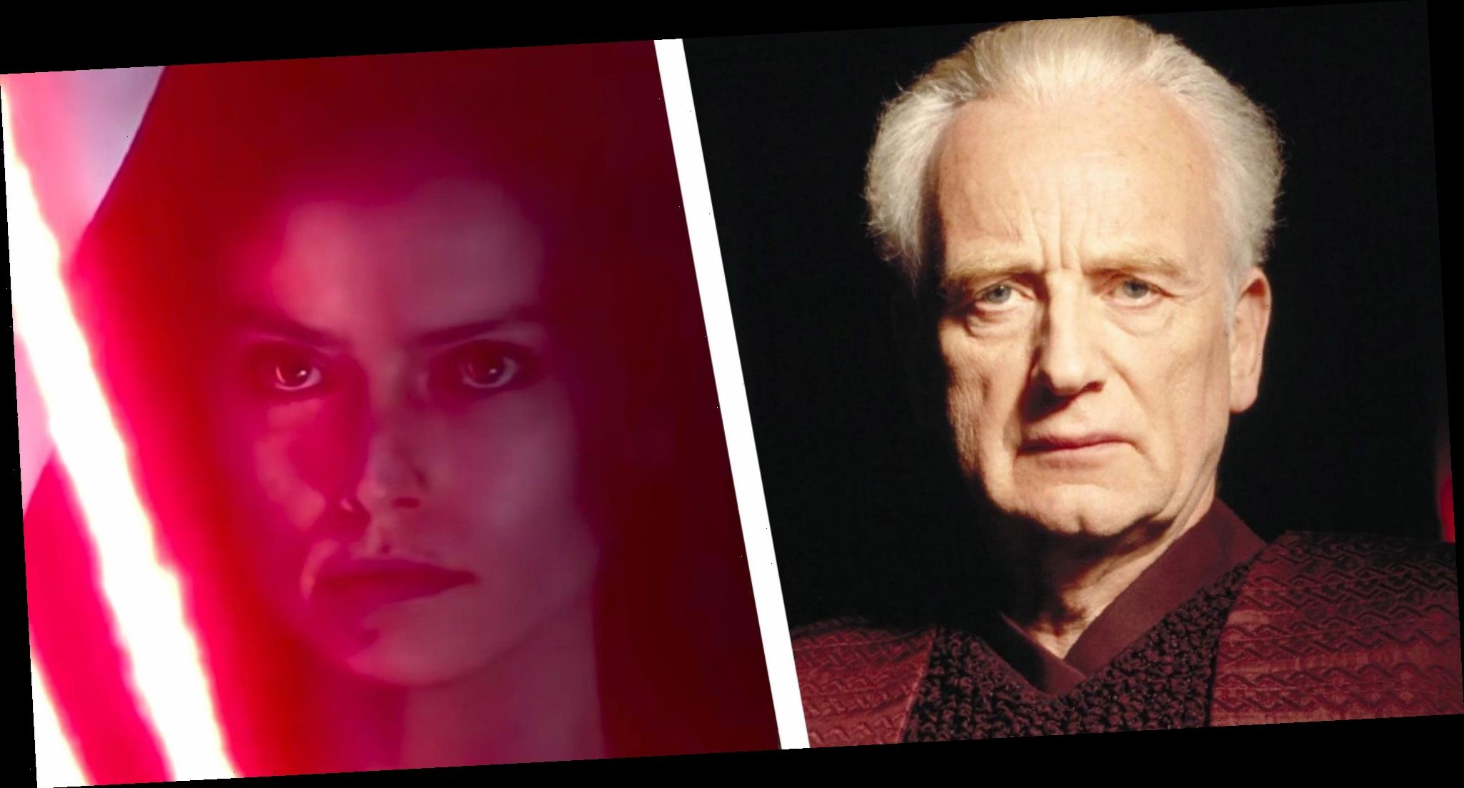An Incredible Star Wars Fan Theory Says Palpatine's Plan Worked at the End of 'The Rise of Skywalker'
