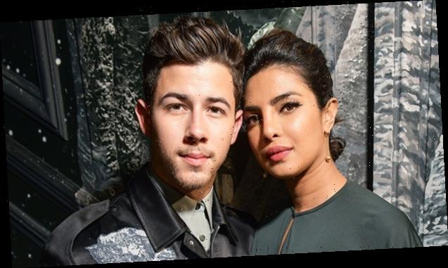 Nick Jonas & Priyanka Chopra Hold Hands While On Romantic Beach Horseback Riding Date – Pics