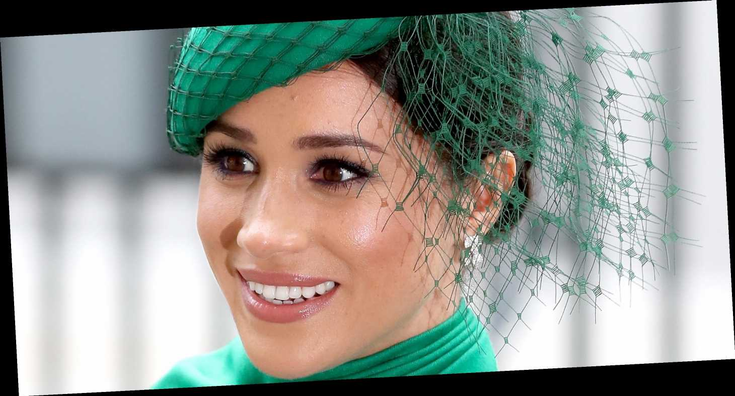 The Product Meghan Markle Uses To Make Her Eyelashes So Long Is On Sale Right Now