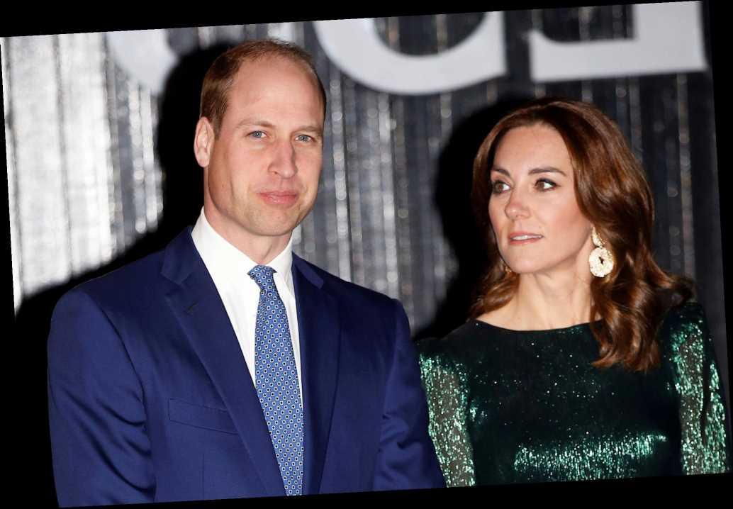 Prince William jokingly apologizes for 'spreading coronavirus'
