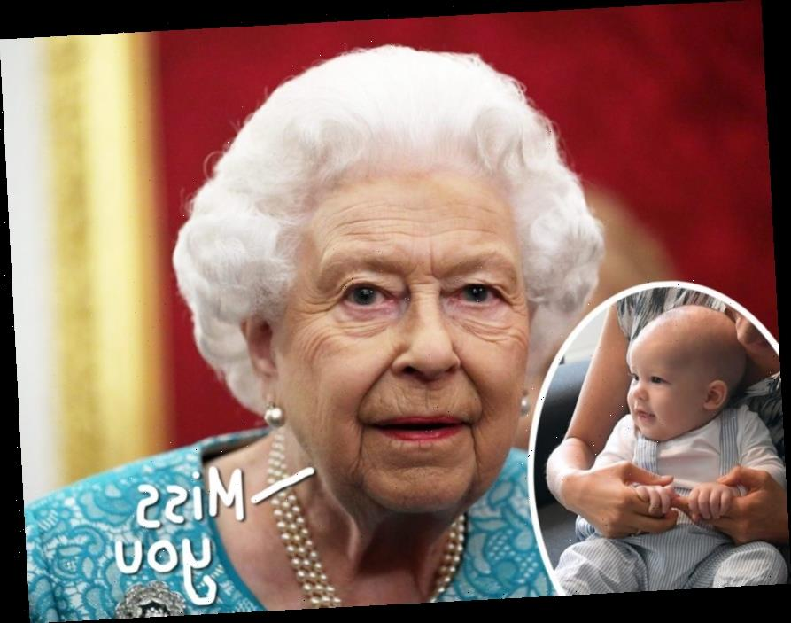 The Queen's 'Worst Fear' Is 'Never' Seeing Baby Archie Again!