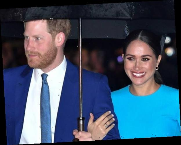 Listen: Meghan & Harry in London, Love Is Blind Update Plus More From This Week's Daily Pop The Podcast