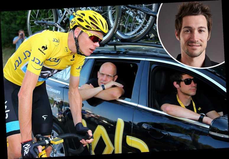 Nico Portal dead at 40: Froome's Tour de France race coach 'dies of heart attack' as Geraint Thomas mourns 'friend' – The Sun