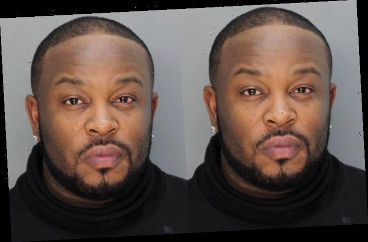 Pleasure P Claims He's 'Wrongfully Arrested' Amid Battery Charge