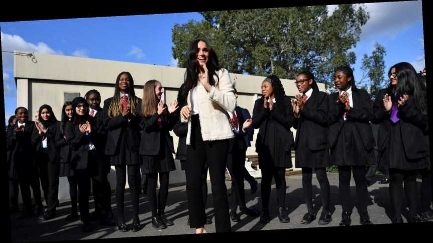 Meghan Markle's final solo royal engagement sent a powerful message