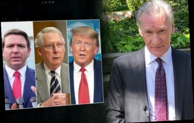 Bill Maher Says Trump Handled Coronavirus Like Bush Handled 9/11 (Not a Compliment)