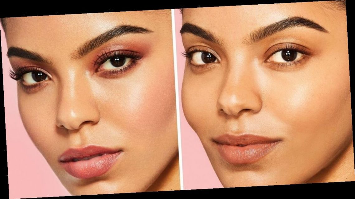 These mind-blowing false lashes cheat the look of salon ...