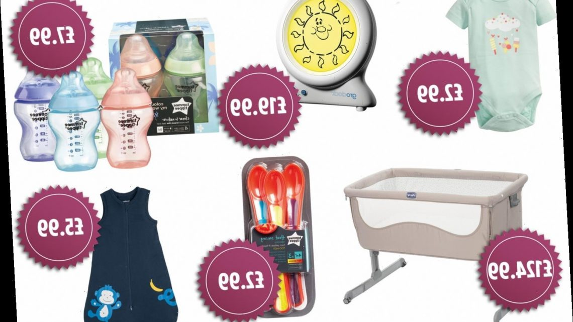 Lidl launches huge sale on baby essentials including ...