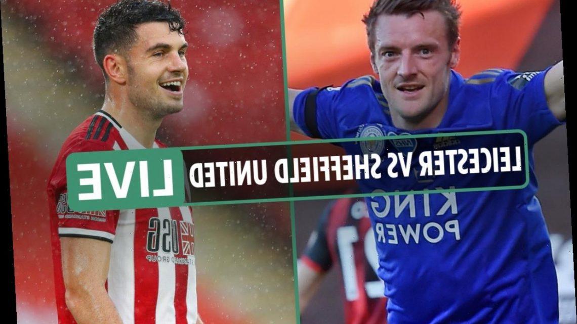 Leicester vs Sheffield United LIVE: Stream FREE, TV ...