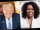 Michelle Obama Partly Blames Donald Trump for Her Low-Grade Depression