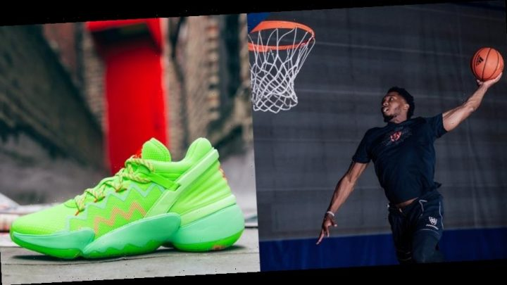 adidas Reveals Donovan Mitchell's D.O.N. Issue #2