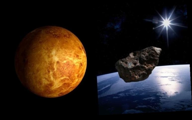Alien life on Venus could have been transported via ASTEROIDS from Earth – study