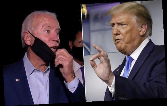 Biden as Trump won't commit to transition: 'What country are we in?'