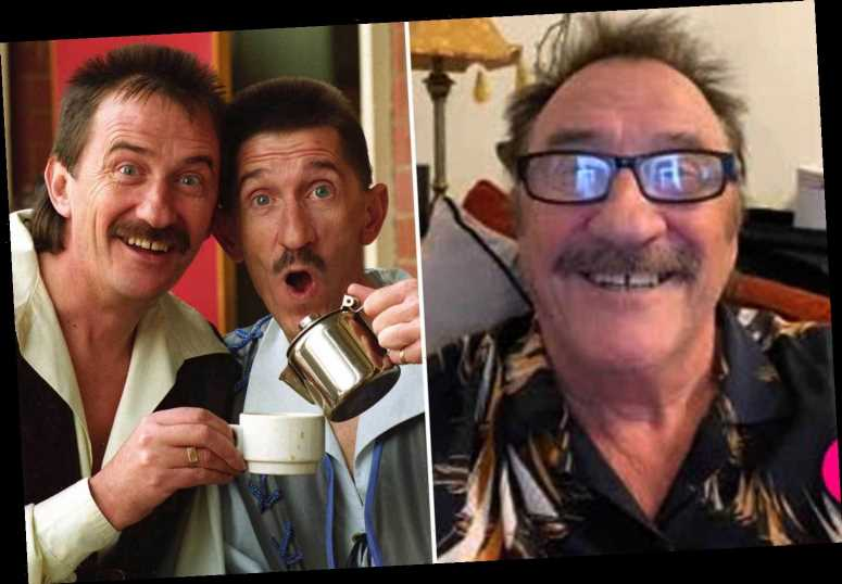 Paul Chuckle charging fans £37 for funny messages after missing out on his £100k panto payday