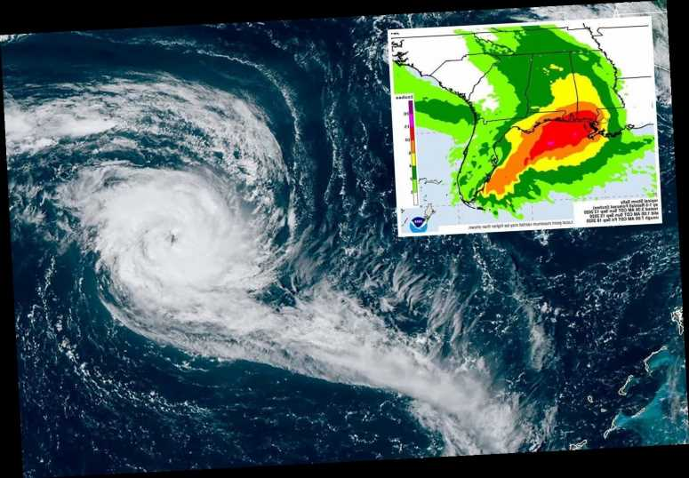 Tropical Storm Sally tracker and map: Where is it now ...Hurricane Sally Tracker
