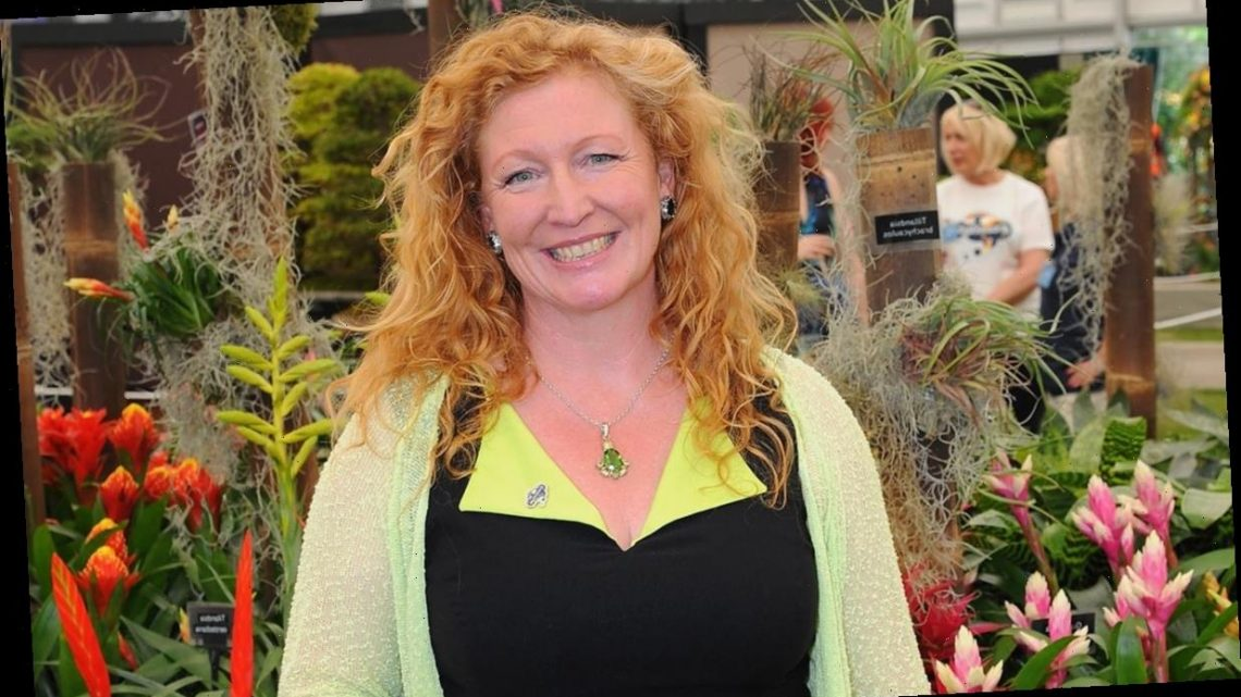 Garden Rescue's Charlie Dimmock reveals heartwarming childhood memories that inspired her career
