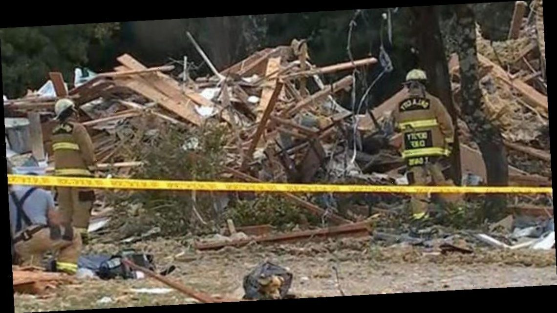Girl killed in Oklahomahouse explosion, parents and brother injured