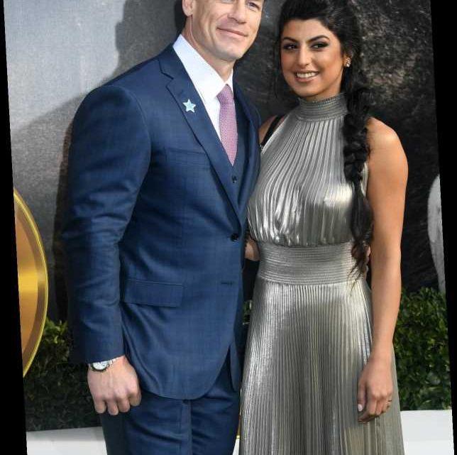 John Cena & Shay Shariatzadeh Reportedly Had A Secret Wedding