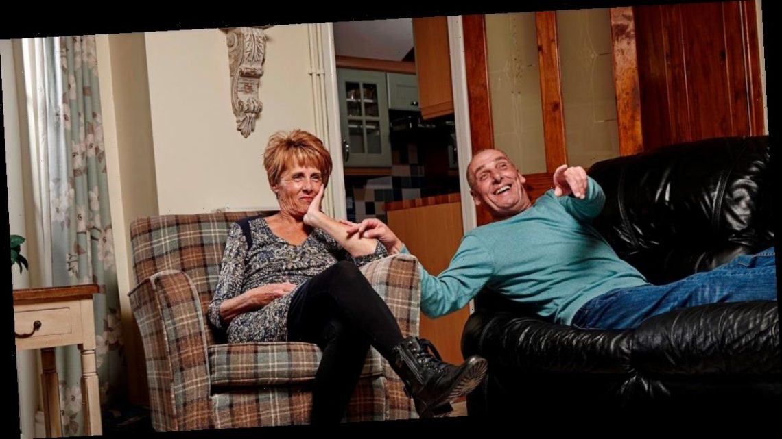 Gogglebox fans in hysterics as Dave gushes over wife's 'netball sized t**s'