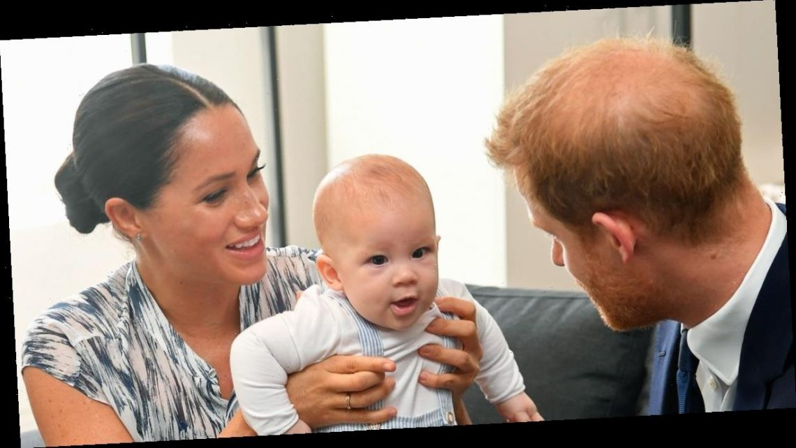 Meghan Markle says breastfeeding is like 'running a marathon' as she opens up on 'vulnerable' moment