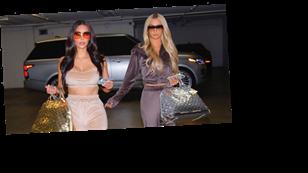 Kim Kardashian reunites with former bestie Paris Hilton to launch new SKIMS collection